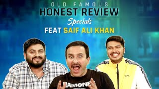 MensXP | Honest Review Specials | Saif Ali Khan