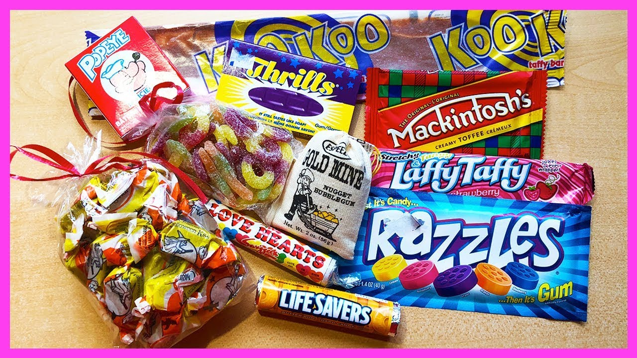 TOP 10 CANDIES SOLD Plus My #1 Favourite Halloween Candy