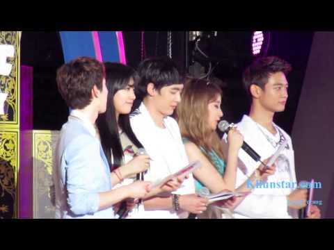 130316 Khun(2PM) Suzy(Miss A) Kwon(2AM) Jiyeon(T-ara) & Minho(Shinee) @ KWMB2103