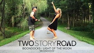 two story road boondocks light of the moon