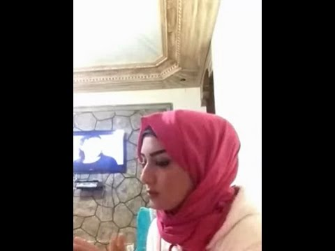 Beautiful Arab Hijab Girl On Webcam 9