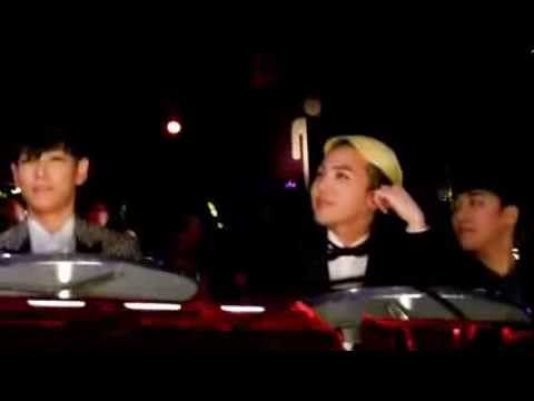 GD TOP Seungri 's Reaction To Trouble Maker