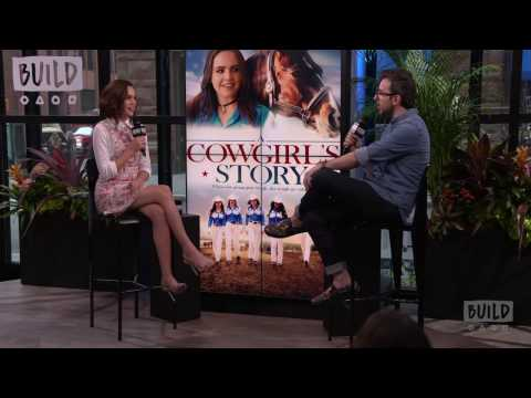 "Bailee Madison Speaks On  ""Good Witch"" And ""A Cowgirl's Story"""