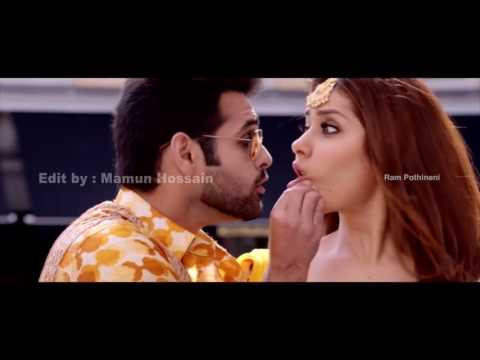 Gunde Aagi PothaandeFull HD Telugu Video SongShivam Movie SongsRamRaashi Khanna