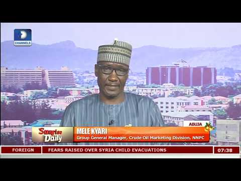 NNPC GM Explains Why FG Cannot Hands-Off Importation Of Petrol |Sunrise Daily|