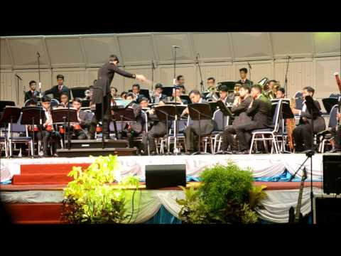 SDAR Symphonic Band - Puteri Gunung Ledang conducted by Muhamad Shafiq Sazali