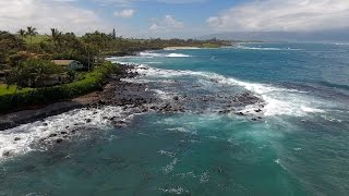 North Shore Maui - Phantom 4 Test Flights