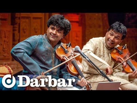 Thrilling Alapana Ganesh & Kumaresh | Raga Abheri | Indian Classical Music