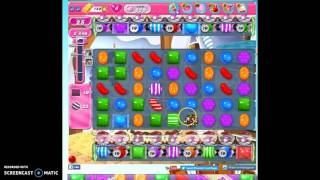 Candy Crush Level 829 Help W/audio Tips, Hints, Tricks