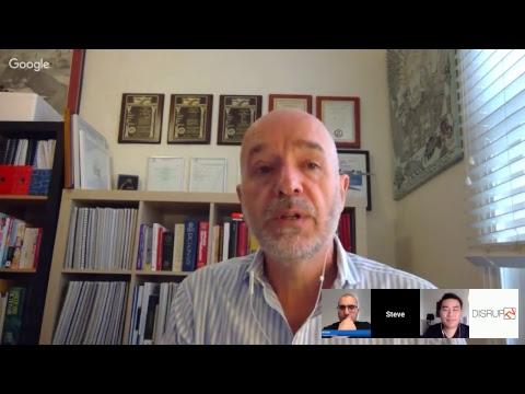 DisrupTV Episode 85: Bruce Cleveland, Leslie Berlin, Steve Wilson