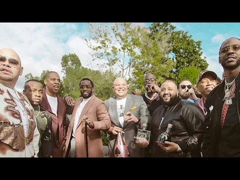 Jay-Z's Roc Nation brunch with Remy Ma, Yo Gotti, Rihanna, Jhene Aiko, Big Sean, 2 Chainz & Fat Joe