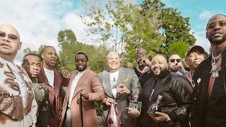 Jay-Z's Roc Nation brunch with Remy Ma, Yo Gotti, Rihanna, Jhene Aiko, Big Sean, 2 Chai ...