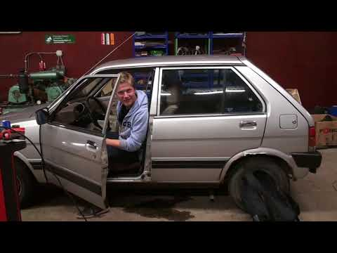 Subaru Mini Jumbo 2 Cylinder Straigt Pipe Sound