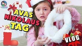 Bringt der NIKOLAUS Geschenke für Ava 🎅 🎁 ? Geschichten und Spielzeug