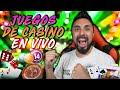 A ganar en todos los juegos de casino EN VIVO   PKM