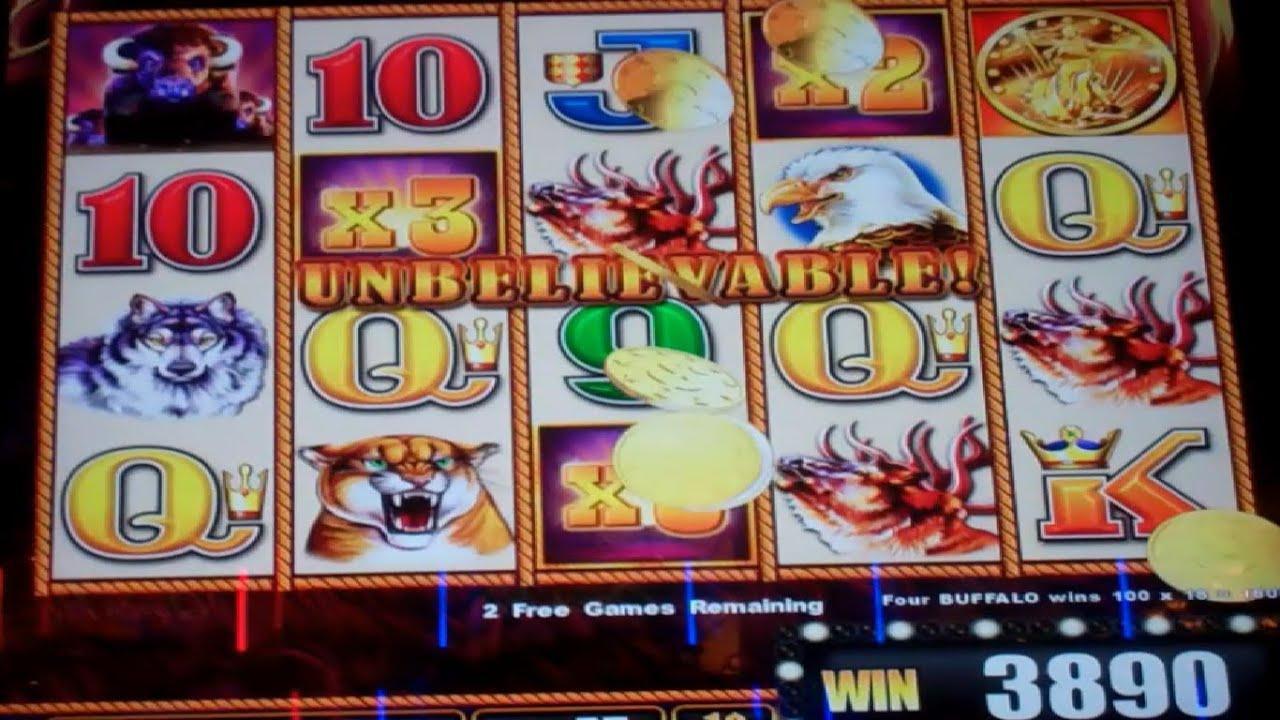 NextGen Bonus Slots - Wilds, Free Spins, Multipliers, And More