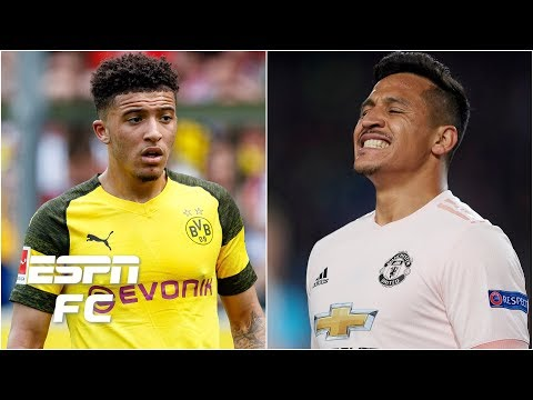 Is Jadon Sancho the next Real Madrid Galactico? Alexis Sanchez leaving Man United? | Premier League