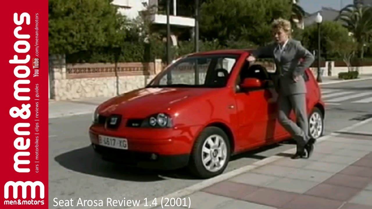 seat arosa review 1 4 2001 youtube. Black Bedroom Furniture Sets. Home Design Ideas