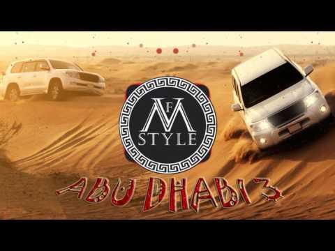 Abu Dhabi 3 l Arabic Desert Trap l Desert Safari Music l V.F.M.style