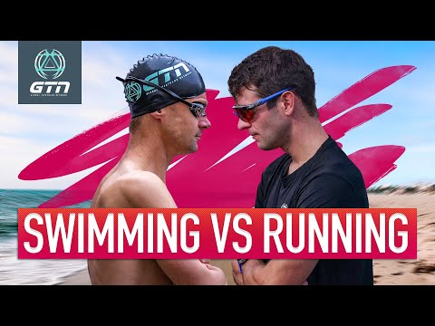 Swimming Vs Running: What Burns The Most Calories?