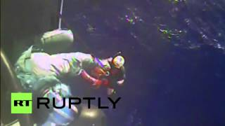 USA: Coast Guard finds debris from the missing El Faro cargo ship