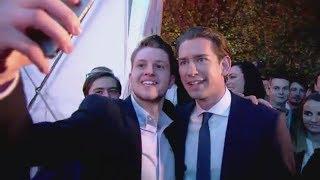 Österreich: Der kometenhafte Aufstieg des jungen Sebastian Kurz
