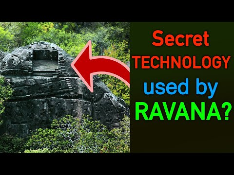 👽 Mysterious 'Ravana Rocks' Found in Sigiriya - Ancient Aliens in Sri Lanka?