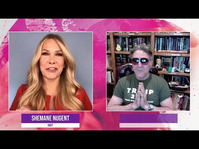 Simply Shemane Episode 25   Frank Stallone