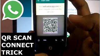 WhatsApp Web QR code scan not working.. FIXED!!