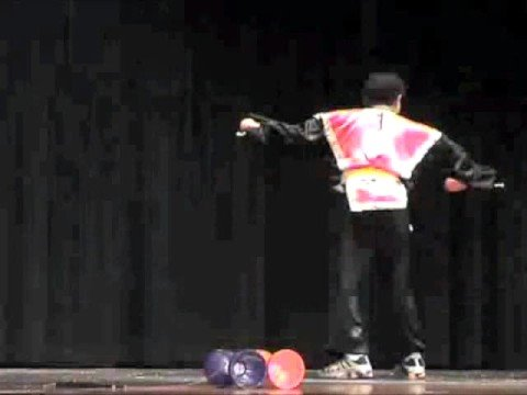 Brian's Legendary Chinese Yoyo Performance
