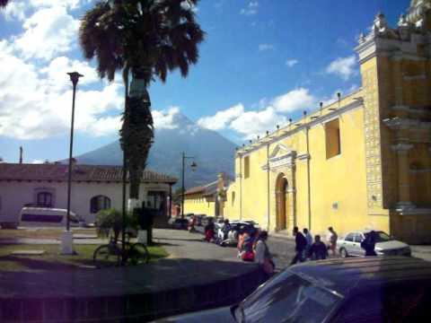 Tanque de la Union, Antigua, Guatemala