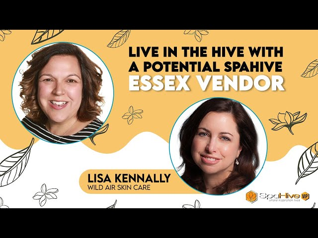 Live in the Hive with Wild Air Skin Care