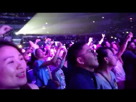 Goo Goo Dolls - Here Is Gone (LIVE in Manila, Feb 11 2017)
