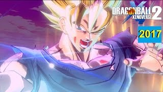 Dragon Ball XENOVERSE 2   Announcement Trailer   PS4, XB1, PC   YouTube