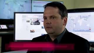 Einblicke in das Cyber Defense Center der Telekom