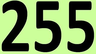 АНГЛИЙСКИЙ ЯЗЫК ДО АВТОМАТИЗМА ЧАСТЬ 2 УРОК 255 УРОКИ АНГЛИЙСКОГО ЯЗЫКА