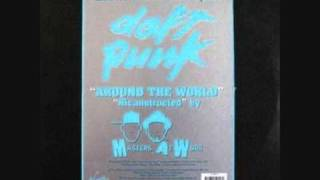 Daft Punk Around The World Raw Dub Mix