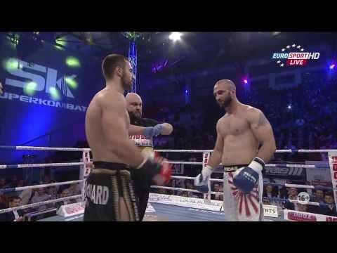Dzenan Poturak vs. Andrei Stoica ~ SuperKombat World Grand Prix III ~ 28.09.2013 ~ 1080i