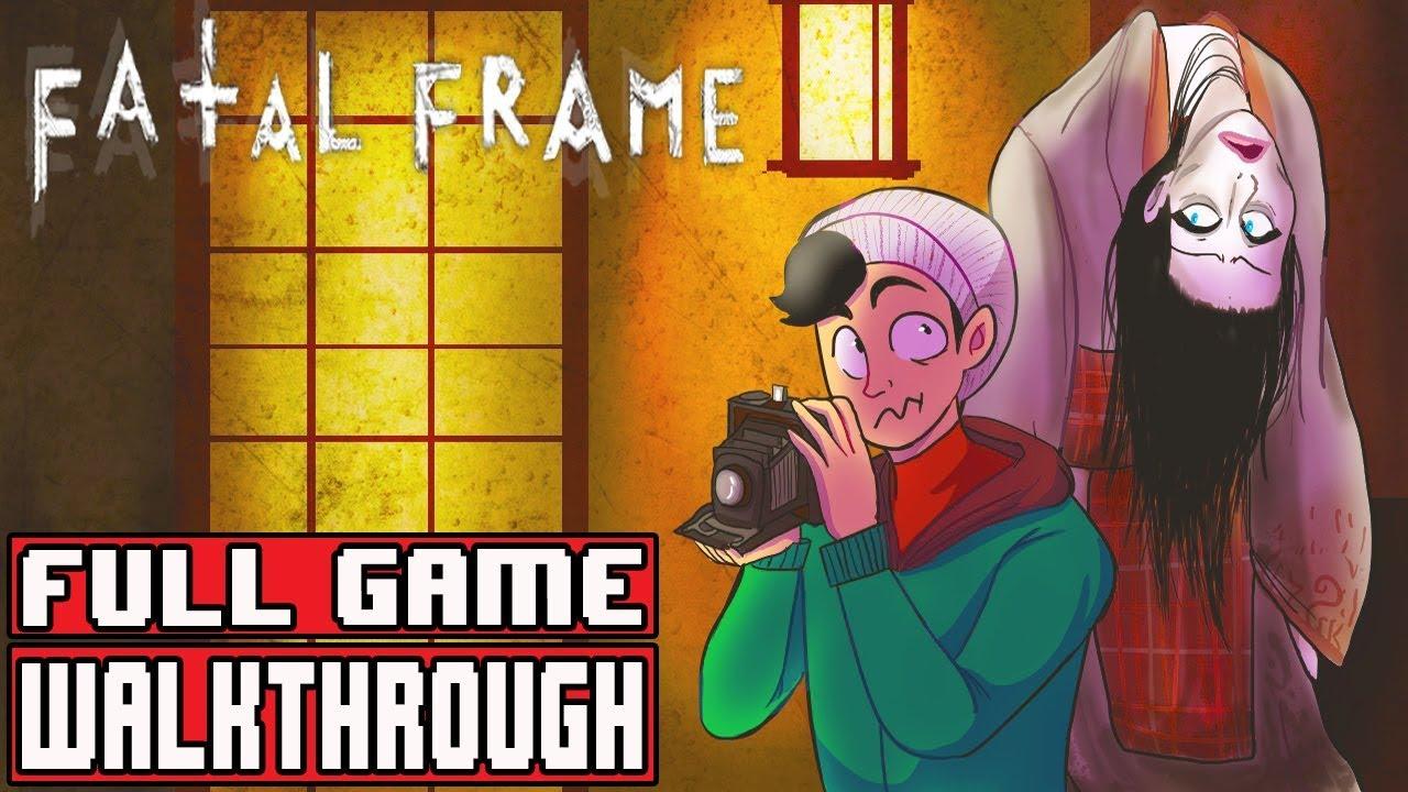 FATAL FRAME FULL Gameplay Walkthrough - No Commentary (Horror ...