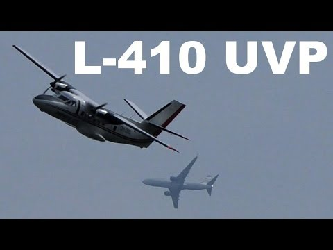Let L-410 Turbolet, Giant Scale RC Aircraft, JMM 2019