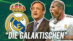 """""""Die Galaktischen"""" - Real Madrid mit Zidane, Beckham & Ronaldo! Das beste Real aller Zeiten?"""