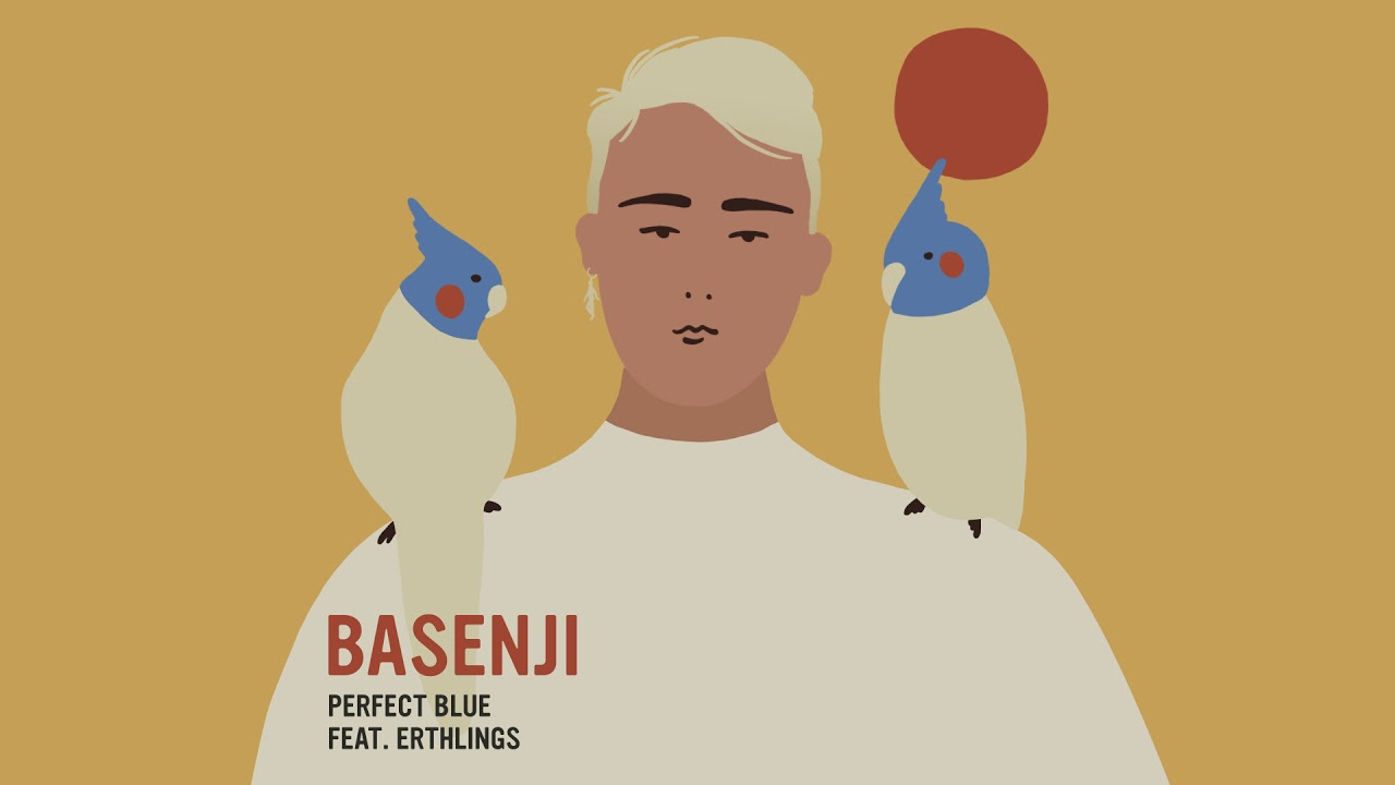 Basenji Perfect Blue Feat Erthlings Youtube