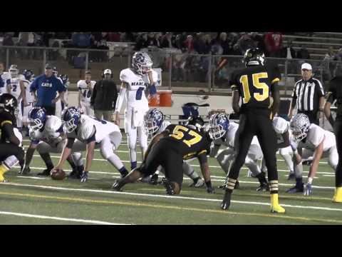 Beckville vs Alto 1st Half Highlights