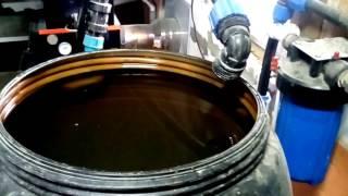 видео Как избавиться от железа в воде?