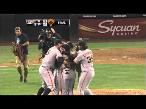 Lincecum's First Career No-Hitter