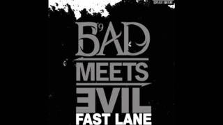 Bad Meets Evil - Fast Lane [OFFICIAL Instrumental] (HD)(Free Download Link)