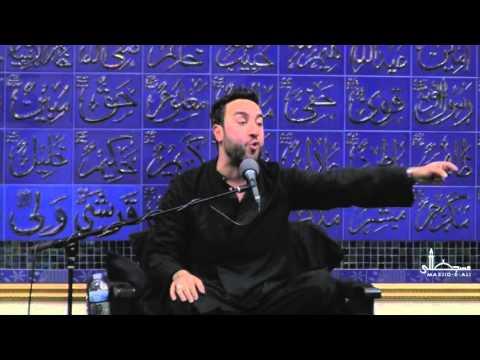 2 Merits of the Ziyarat of Imam Hussain as Headphones&PC only - Dr Sayed Ammar Nakshawani