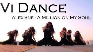 Vi Dance Strip Plastic High Heels Music Alexiane A Million On My Soul