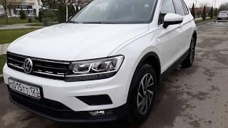 Volkswagen Tiguan 2018 Комплектация City Что Ждать? (1.4 125 Лс Dsg6 2wd)