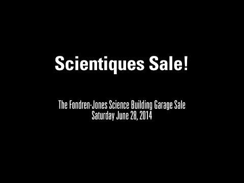Southwestern University Garage Sale